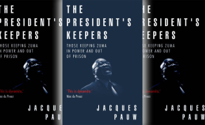 South African Police Raids Author Jacques Pauw's Home