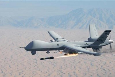 U.S. forces have conducted an air strike in Somalia against Al-Shabaab (file photo).