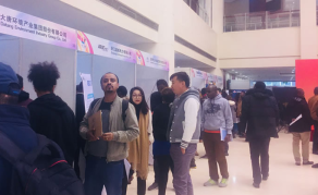 Liberians Participate in First African Students Job Fair in China