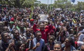 University Students Refuse to Write Exams 'Until Mugabe Goes'