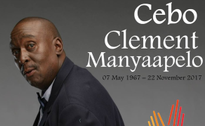 Tributes Pour in for South African Presenter Cebo Manyaapelo