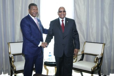 Angola and South Africa open new era of bilateral relations.