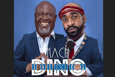 Art cover of Kach's song Dino.