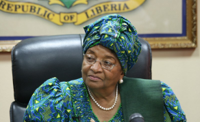 Sirleaf Bids Farewell to Liberian Presidency