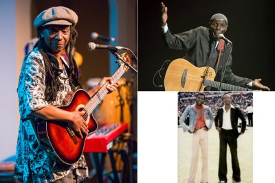 Rivalry between Thomas Mapfumo and Oliver Mtukudzi renewed?