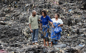 Deaths, Houses Buried as Rubbish Dump Collapses in Mozambique