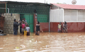 Heavy Rains Wreak Havoc in Angola