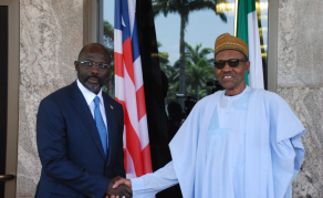 Liberia is Open for Business, President Weah Tells Nigeria