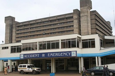 Kenyatta National Hospital.