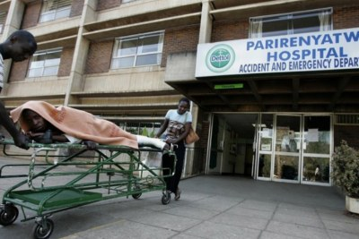 Parirenyatwa Hospital (file photo).