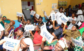 #WhatWomenWant Campaign Launched in Nigeria