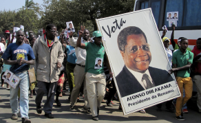 Renamo Leader Dhlakama to be Given Mozambican State Funeral