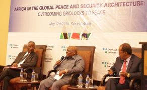Tips For Peace In Africa By Ex-Presidents Mkapa, Mbeki, Mohamud