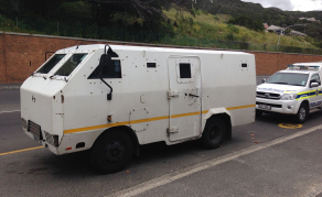 Cash-in-Transit Heist Crime Wave in South Africa?