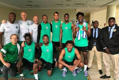 Super Eagles Coach Uses DR Congo Friendly As World Cup Audition