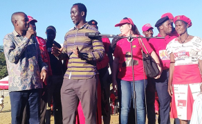 The Day That Chamisa Felt The Earth Move Under His Feet - VIDEO