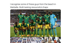 UK Billionaire Sorry for Comparing Senegal Team to Beach Sellers