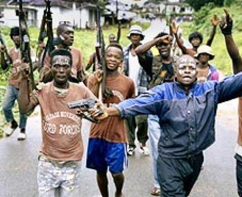 Liberia: an Uncivil War (2005)