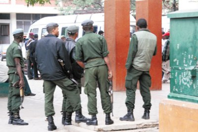 Elements de Gendarmerie de Fiadanana
