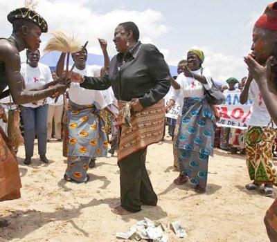 Miriam Makeba - The Humanitarian Activist