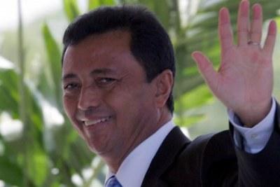 L'ex-président Marc Ravalomanana