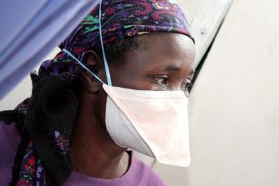 Personne atteinte de tuberculose