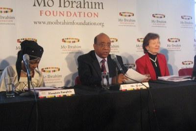 Mo Ibrahim de la Foundation Mo Ibrahim