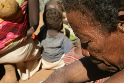 The nutrition programme is being implemented at 6,000 centres across Madagascar.