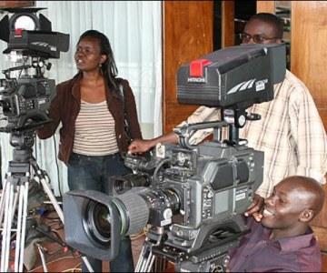Media Conference in Nairobi