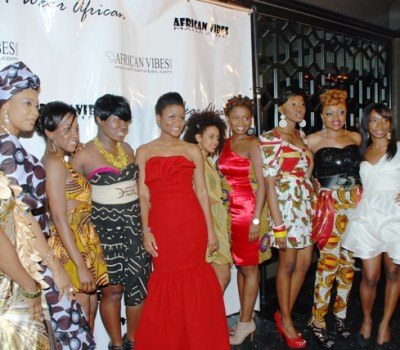 I Wear African Fashion Show