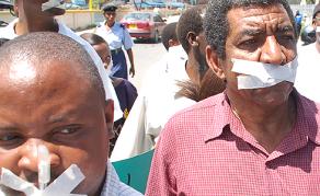 79 journalistes arrêtés depuis le début des manifestations au Soudan