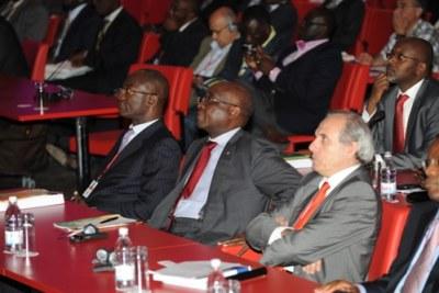 Assemblées annuelles de la BAD à Abidjan, du 27 au 28 Mai 2010.