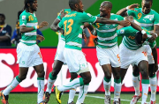 Elephants Dominate Play in Final World Cup Game
