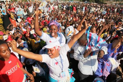 Tanzania Conducts Peaceful Elections