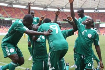 Nigeria's Flying Eagles
