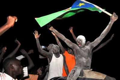 South Sudan celebrates Independence.