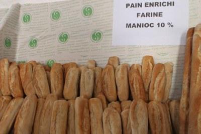 Du pain (photo d'archives)