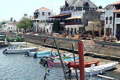 L'île touristique de Lamu