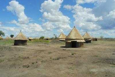 Le nouveau village de Bildak, dans la région de Gambela dans l'ouest de Éthiopie, a dû être rapidement abandonné en mai 2011 par les Nuer, un peuple semi-nomade qui y avait été transféré de force, parce qu'il n'y avait aucune source d'eau pour leur bétail.