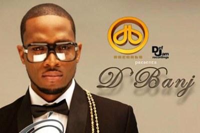 Nigeria's Pop star D'banj