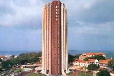 Siège de la BCEAO à Dakar