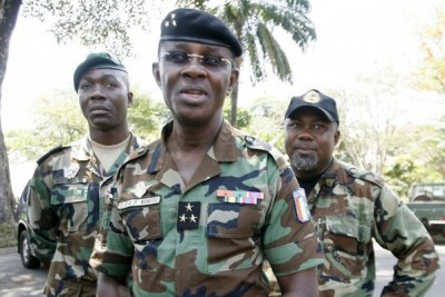 Ivorian Army (file photo).