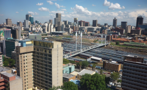 Seeing Through the Cracks - Johannesburg Bridges Under Scrutiny