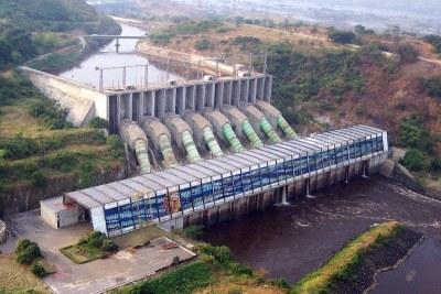 Barrage hydroélectrique Inga 2 (SNEL)