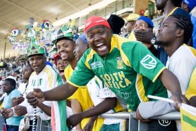 Le public sud africain attend avec impatience les heureux qualifiés pour la CAN 2013.