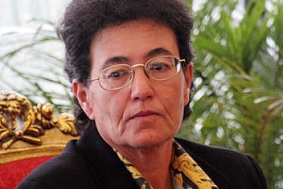 SAR la Princesse Lalla Amina, décédée jeudi 16 aout 2012.