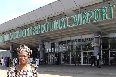 Nnamdi Azikiwe International Airport, Abuja.