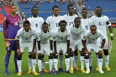 Black Stars of Ghana