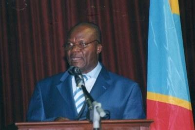 Opposition politician, Roger Lumbala (file photo).