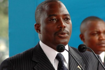 Le président Joseph Kabilhttps://allafrica.com/stories/201303060572.htmla